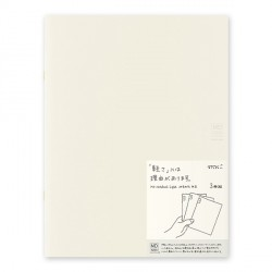 MD Notebook Light A4 Blank