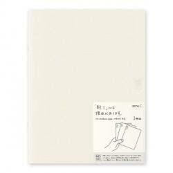 Notatnik MD Notebook Light A4 gładki