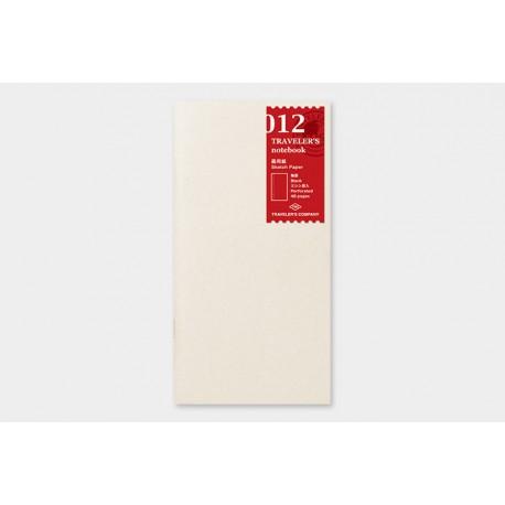 Wkład do Traveler's Notebook 012