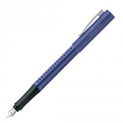 Pióro wieczne Faber-Castell Grip 2011 Niebieskie