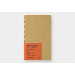 TRC Spiral Ring Notebook Photo File A5 Slim