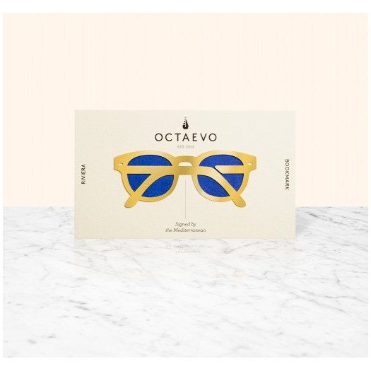 OCTAEVO Bookmark Rivera