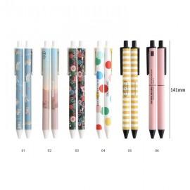 ICONIC Pattern Knock Pen v.4
