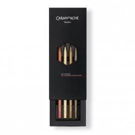 Caran d'Ache 7 Edition Pencils Set