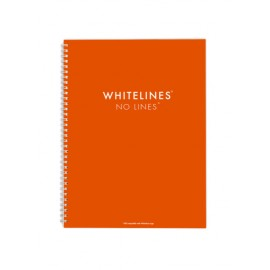 Whitelines No Lines Limited Edition Notebook