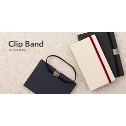 Midori Zapięcie do notesu Clip Band B6