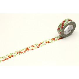 MT EX Tape 15 mm Strawberry