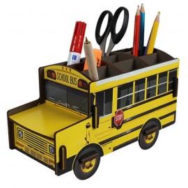 WERKHAUS Desk Oragniser Schoolbus
