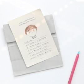 Karteczki ICONIC Logom Memo Pad