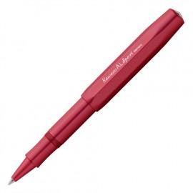 Rollerball Pen KAWECO AL Sport Deep Red