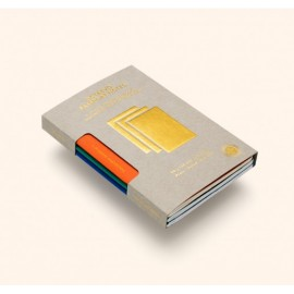 Zestaw notatników OCTAEVO Passport Notes