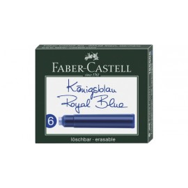 Faber-Castell erasable ink cartridges
