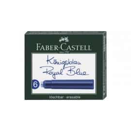 Naboje Faber-Castell zmazywalne
