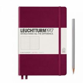 Notatnik Leuchtturm 1917 A5 w kropki